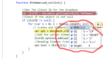 Playing with ASP NET List Controls using jQuery - Daily  NET