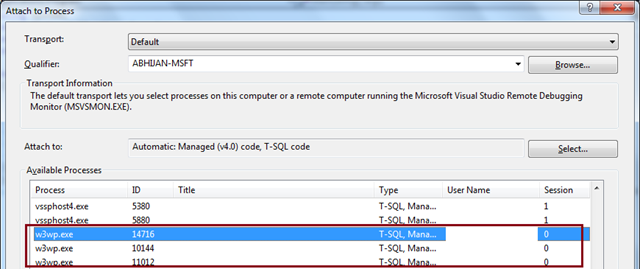 how to use iis manager to get worker processes w3wp exe details rh dailydotnettips com