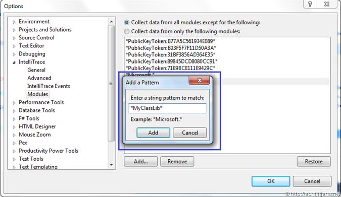 running from Visual Studio  [ Solution ]