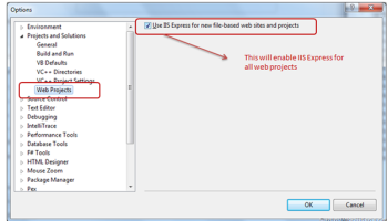 5 Internal things that you should know about IIS Express