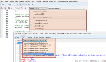 Bundling and Minification in ASP NET 4 5 – Abhijit's Blog
