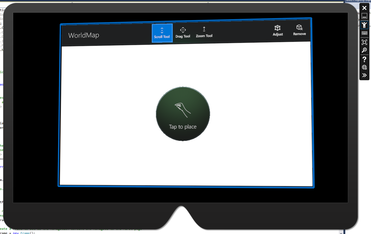 Running UWP in HoloLens Emulator