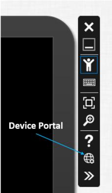 Device Portal