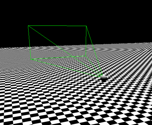 Initial 3D View