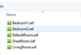 Different Room options