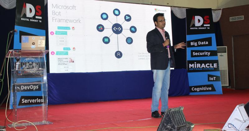 Digital Summit'16 – Vizag, Andhra Pradesh, India