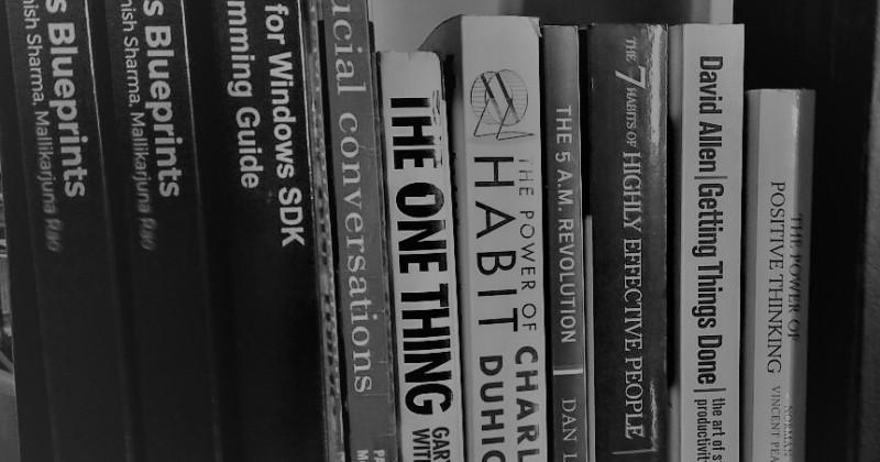 Self help books ive read in 2017 abhijits blog self help books ive read in 2017 malvernweather Choice Image